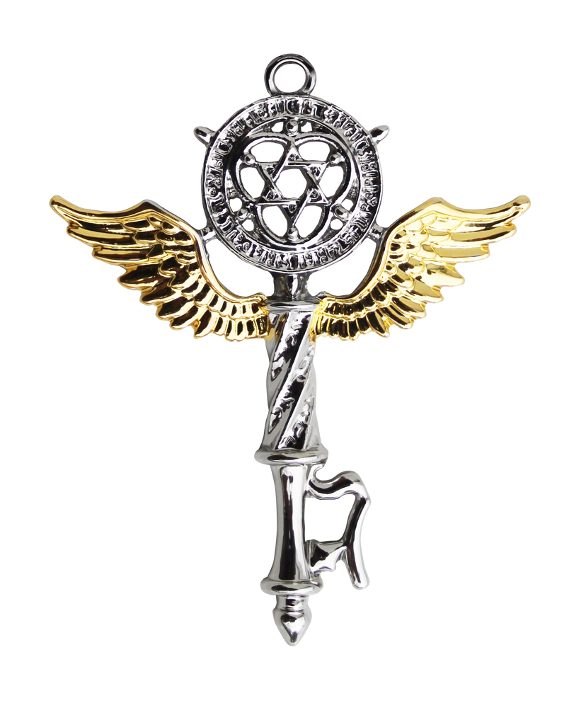 MK7-Key of Solomon - Protection of Mind & Spirit (Mystic Kabbalah) at Enchanted Jewelry & Gifts