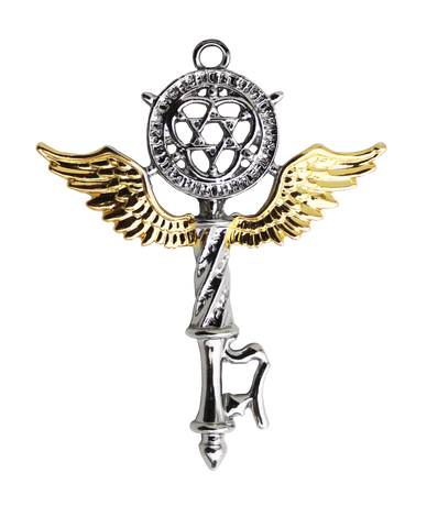 MK7 - Key of Solomon - Protection of Mind & Spirit (Mystic Kabbalah) at Enchanted Jewelry & Gifts