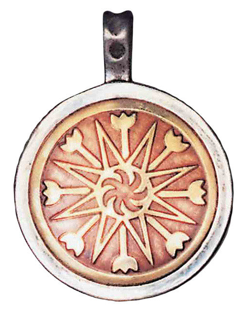 (Product Code: MT6) Fortune Talisman for Good Fortune, Magical Talismans - EnchantedJewelry