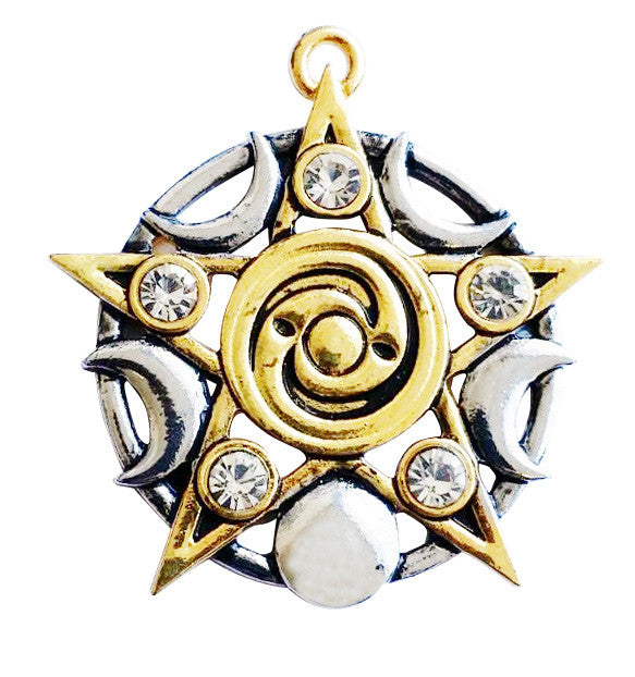MY12-Star Of Skellig for Spiritual Growth (Mythic Celts) at Enchanted Jewelry & Gifts