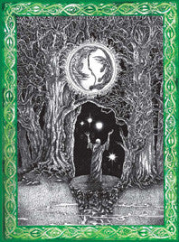 (Product Code: rNS01) Summoning Card, Nic Shaw Fantasy Cards - EnchantedJewelry