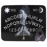OB411AS-Gothic Prayer Spirit Ouija Board by Anne Stokes-Anne Stokes Spirit Ouija Boards-Enchanted Jewelry & Gifts