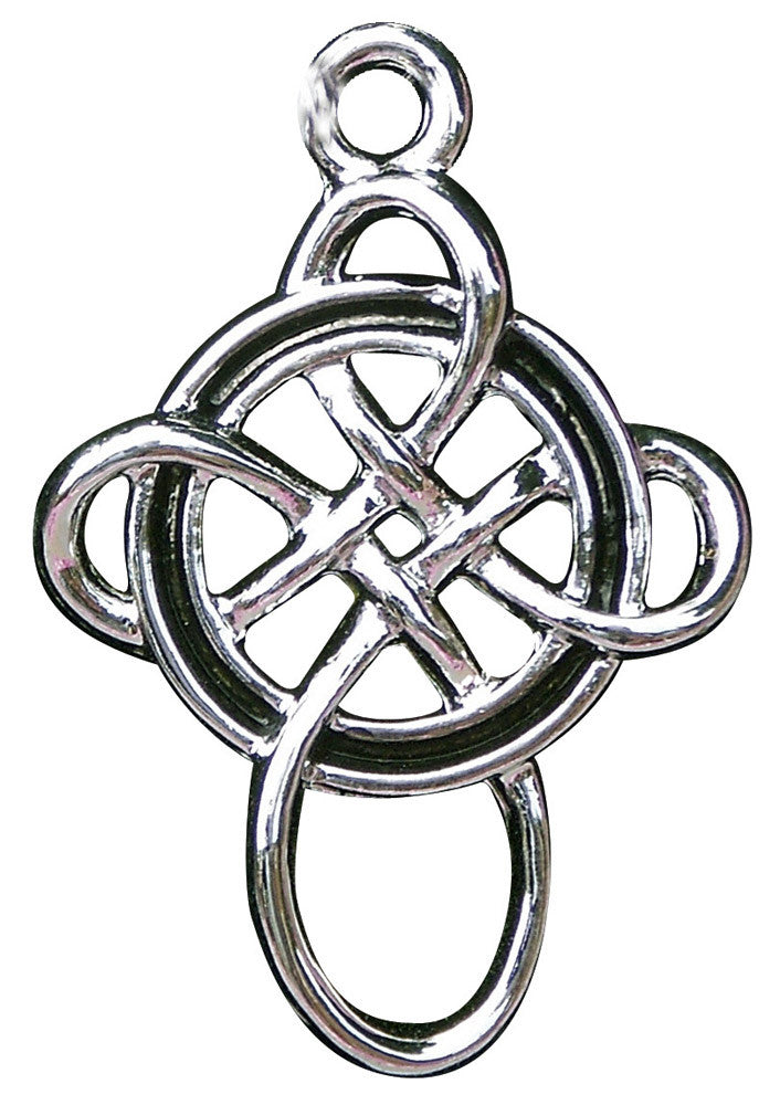 (Product Code: P04) Celtic Knot Cross Power Pendant, Power Pendants - EnchantedJewelry