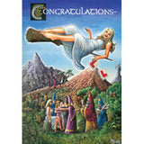 rPL02-Congratulations Card-Pete Loveday Cards-Enchanted Jewelry & Gifts