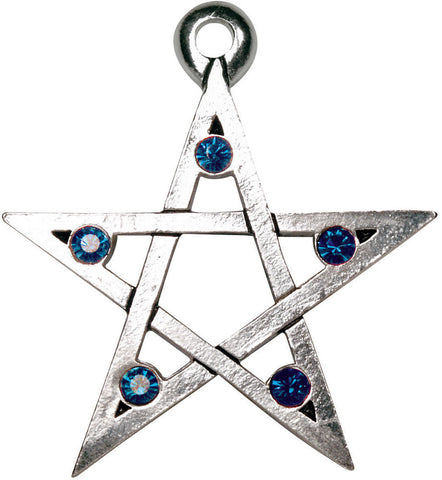 PR10-Open Pentagram (Magical Pentagrams) at Enchanted Jewelry & Gifts