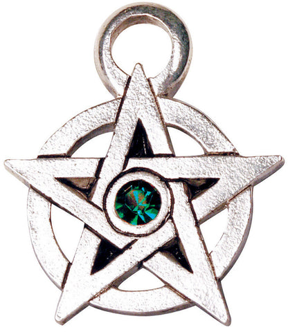 PR7-Jewelled Pentagram-Magical Pentagrams-Enchanted Jewelry & Gifts