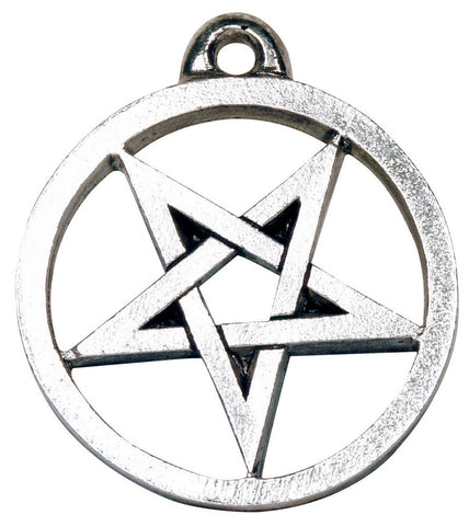 PR8-Inverted Pentagram-Magical Pentagrams-Enchanted Jewelry & Gifts