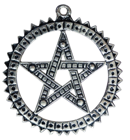 (Product Code: SC15) Pagani Pentagram for Increasing Psychic Ability, Sigils of the Craft - EnchantedJewelry