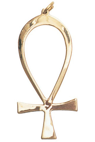 SCD68-Egyptian Ankh Charm for Health, Prosperity, and Long Life (Star Charms) at Enchanted Jewelry & Gifts