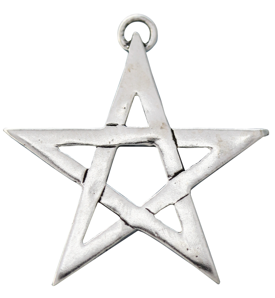 SCP01-Open Pentagram for Magical Achievement (Sigils of the Craft) at Enchanted Jewelry & Gifts