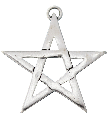 SCP01 - Open Pentagram for Magical Achievement (Sigils of the Craft) at Enchanted Jewelry & Gifts