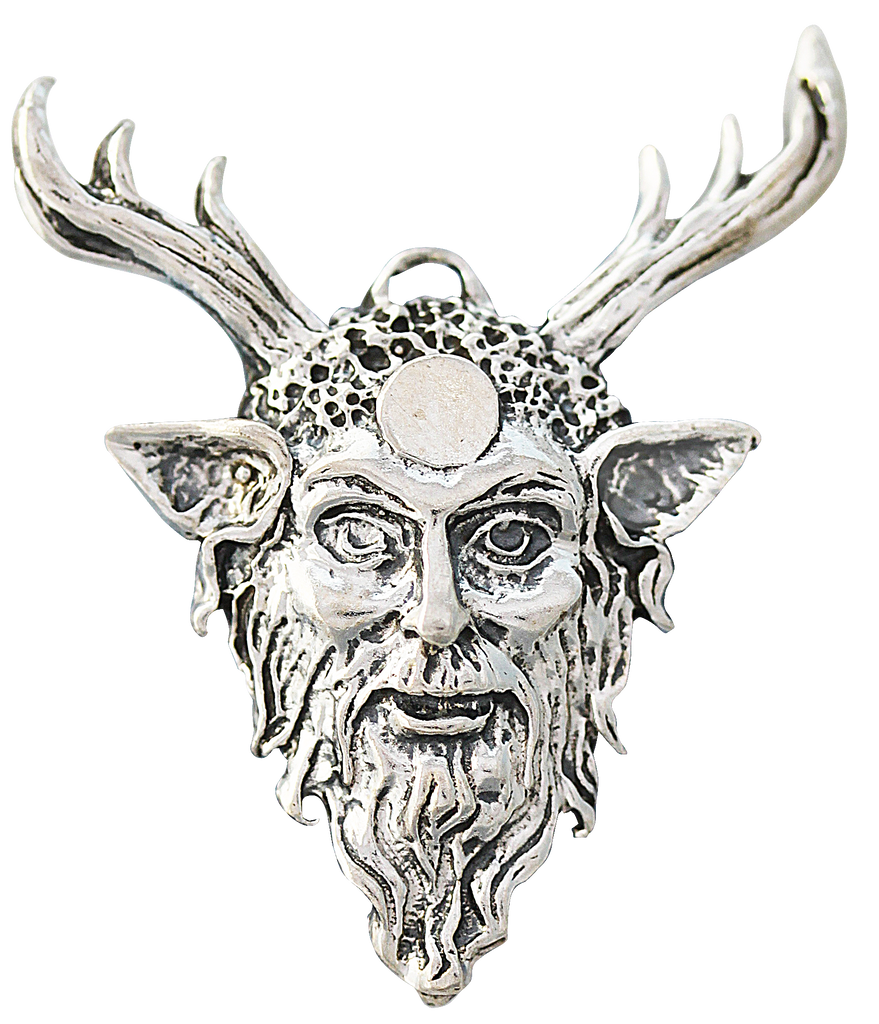SCP04-Cernunnous for Strength and Empowerment (Sigils of the Craft) at Enchanted Jewelry & Gifts