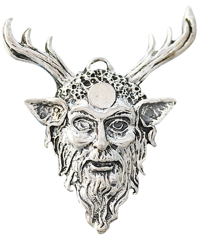 SCP04 - Cernunnous for Strength and Empowerment (Sigils of the Craft) at Enchanted Jewelry & Gifts