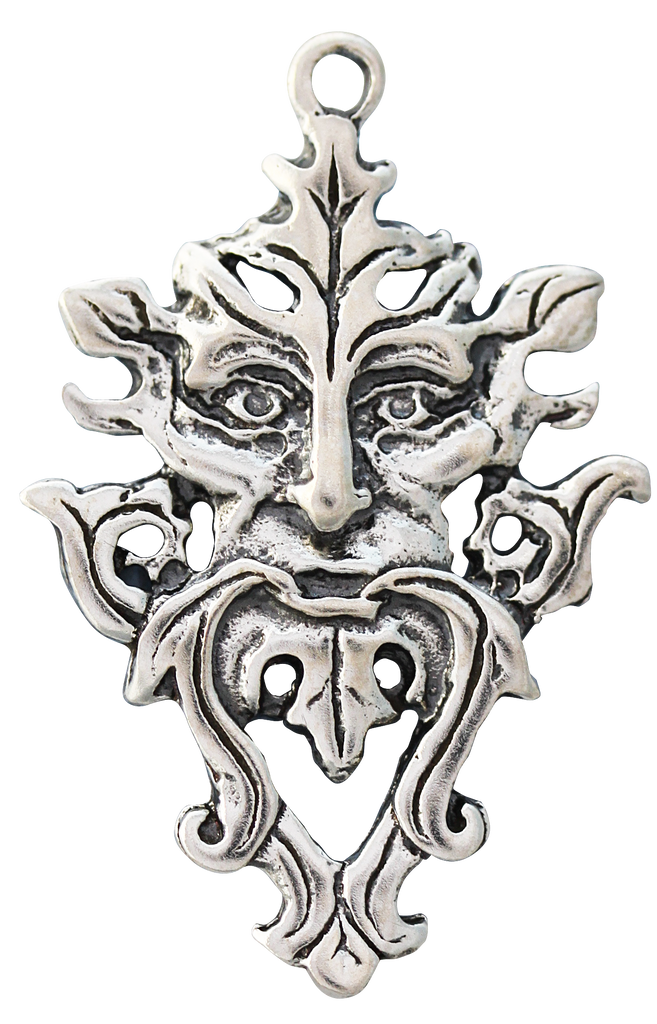 SCP05-Green Man for Planetary Energy (Sigils of the Craft) at Enchanted Jewelry & Gifts