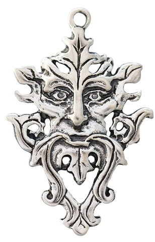 SCP05 - Green Man for Planetary Energy (Sigils of the Craft) at Enchanted Jewelry & Gifts