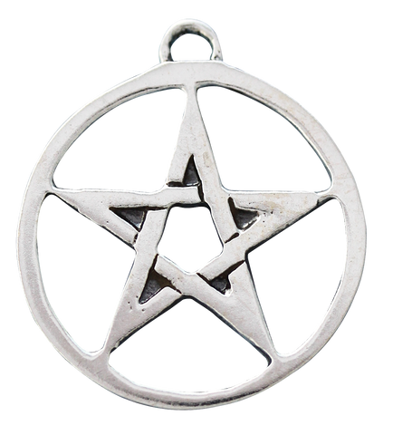 SCP06 - Pentagram for Magickal Energy (Sigils of the Craft) at Enchanted Jewelry & Gifts