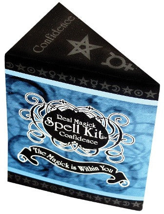 SK3 - Confidence Spell Kit (Real Magick Spell Kits) at Enchanted Jewelry & Gifts