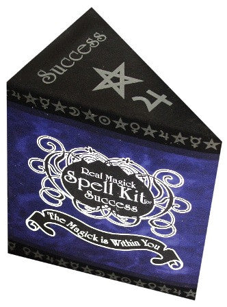 SK5-Success Spell Kit-Real Magick Spell Kits-Enchanted Jewelry & Gifts