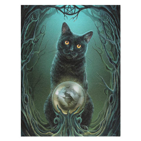 WP342LP-Rise of the Witches Canvas Art Print by Lisa Parker (Canvas Art Prints) at Enchanted Jewelry & Gifts