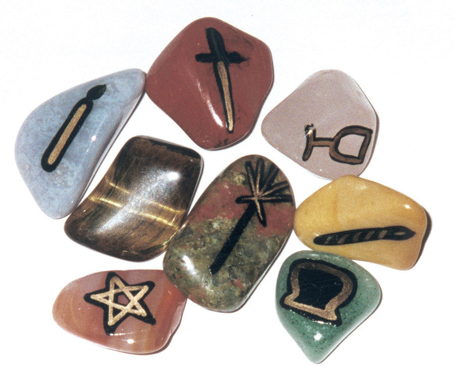 (Product Code: WS) Witch Stones, Witch Stones - EnchantedJewelry - 1