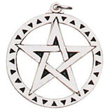 ESPB4-Pentagram Pendant for Achievement of Desires-EarthSea Charms-Enchanted Jewelry & Gifts