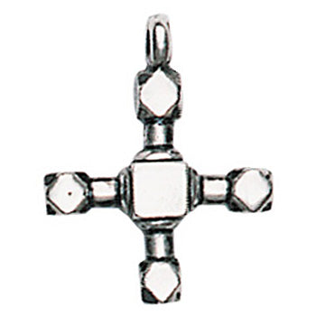 TVP08 - Scanda Cross for Love and Harmony (Viking Trove of Valhalla) at Enchanted Jewelry & Gifts