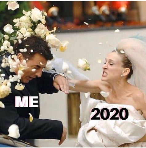 Wedding Planning in 2020 Meme