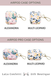 Personalized Airpod Case