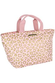Blush Leopard Insulated Cooler Lunch Bag | cute lunch boxes for adults