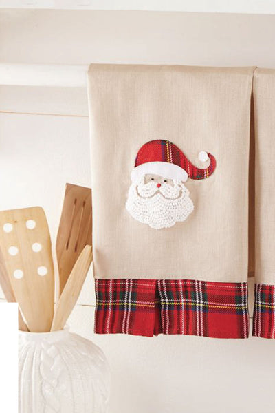 Cute Santa Towel