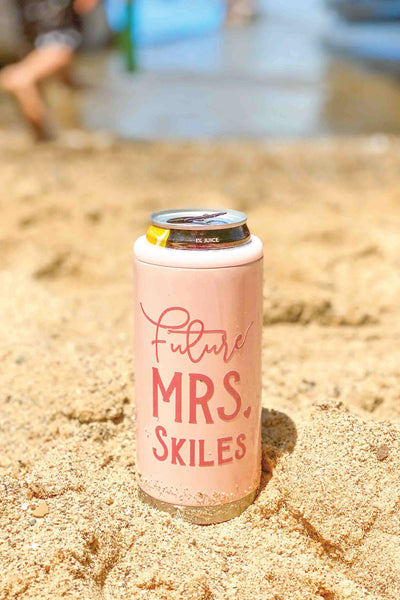 Future Mrs Gift - Skinny Can Cooler