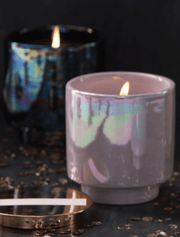 Peony and Lavender Candle