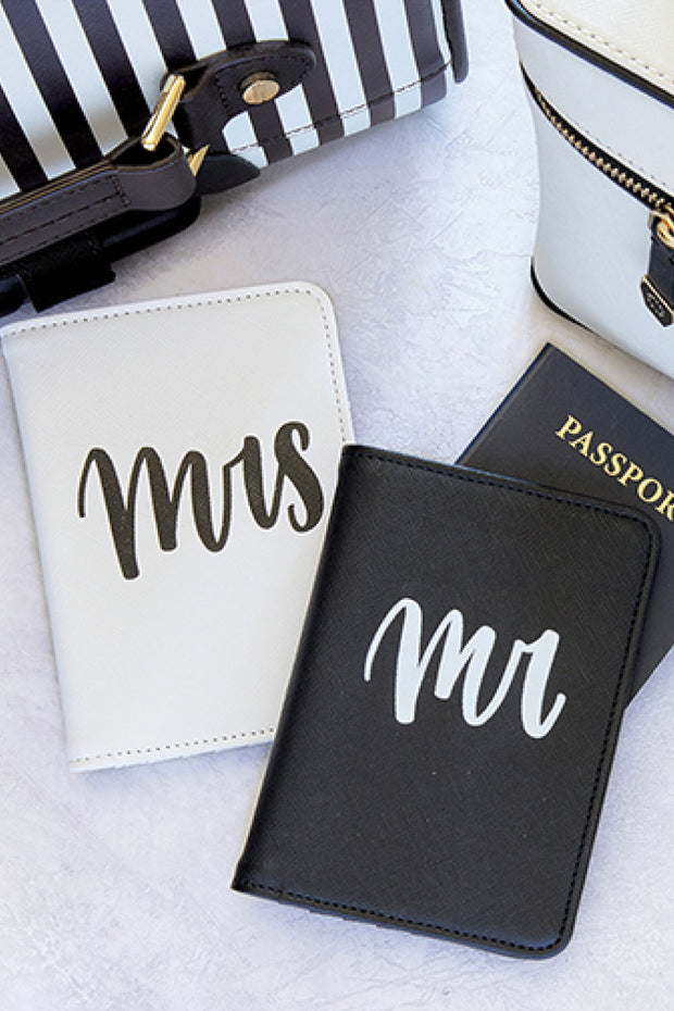 Mr and Mrs Passport Holder