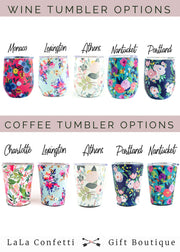 Gift for Mom - Wine Tumbler or Coffee Tumbler