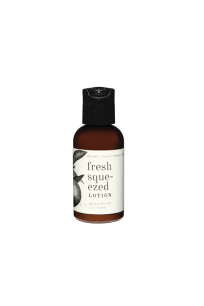 Travel Lotion - Fresh Squeezed