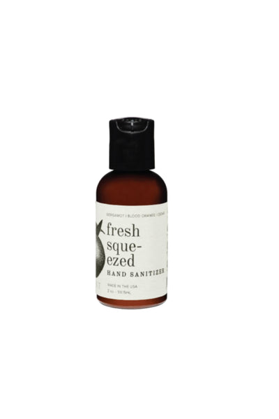 Travel Size Hand Sanitizer - Fresh Squeezed