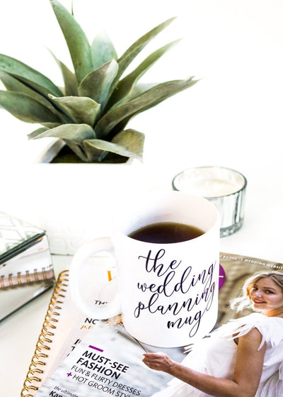 The Wedding Planning Coffee Mug