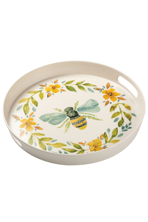 Bee Home Tray Set
