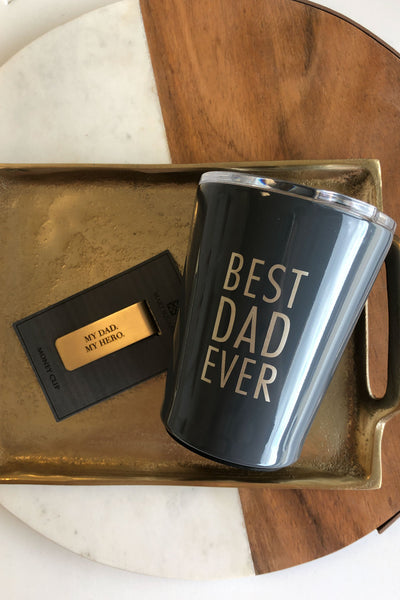 Best Dad Ever Coffee Tumbler