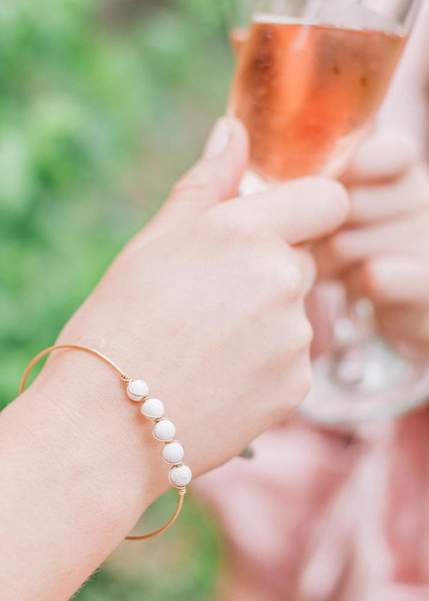 Engagement Party Favors Bridesmaid Bracelet