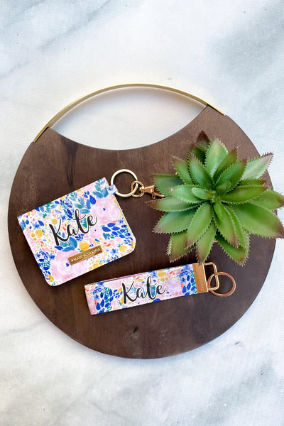ID Wallet or Key Fob - Alexandria