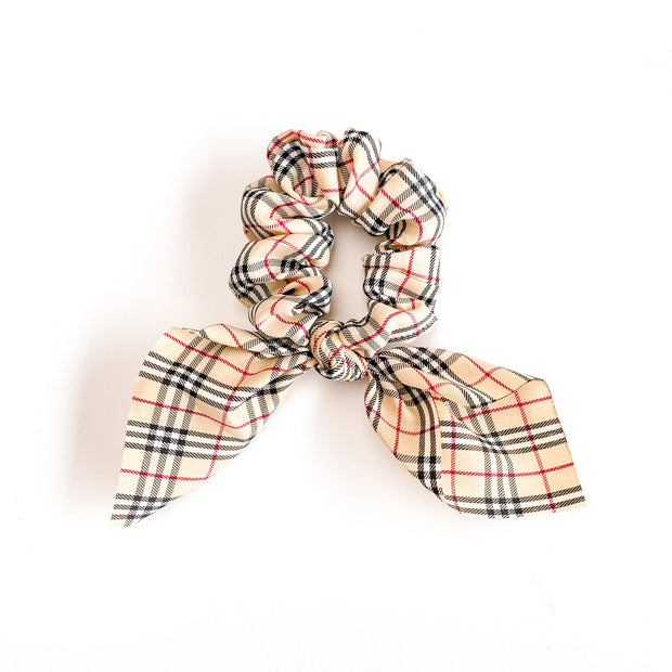 Bunch of Scrunchies - Blush & Navy Collection