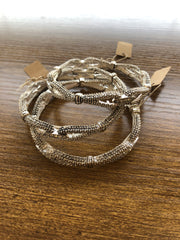 Rhinestone Stretch Bangle