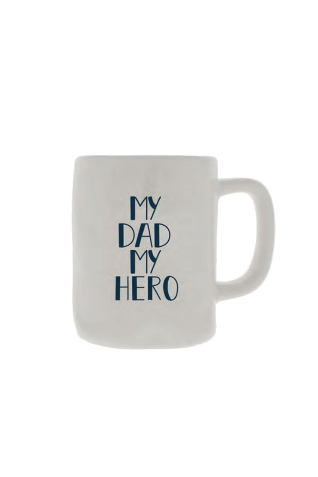 My Dad My Hero Coffee Mug for Father's Day gifts