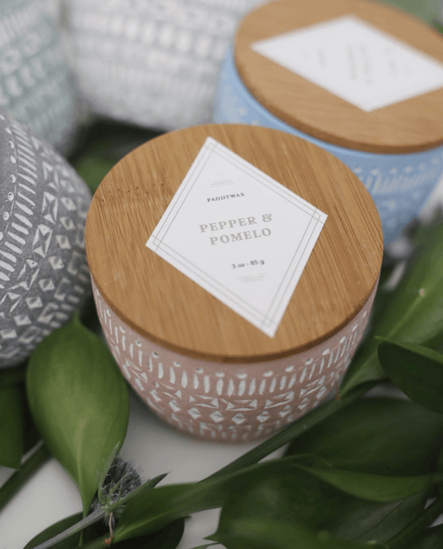 Pepper and Pomelo Candle