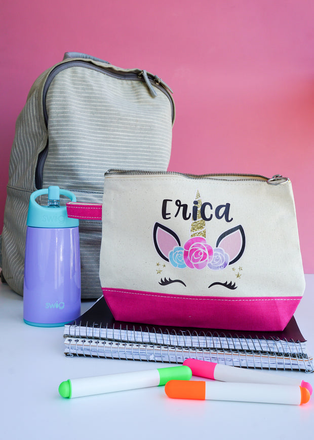 Unicorn Pencil Bag
