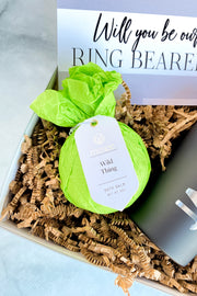 Ring Bearer Gift Box