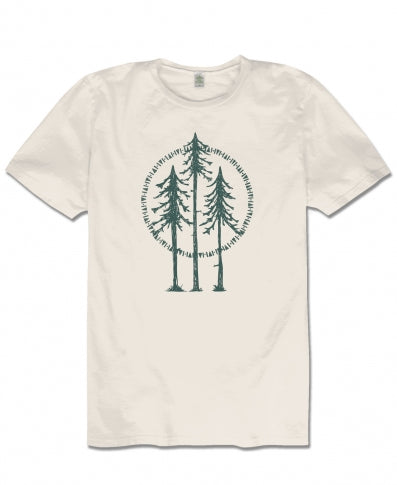 Three Pines Recycled Tee