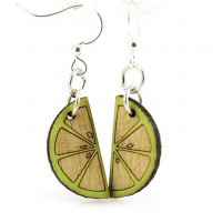 Wedge Blossom Earrings