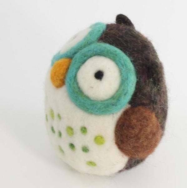 Wool Buddy Owl